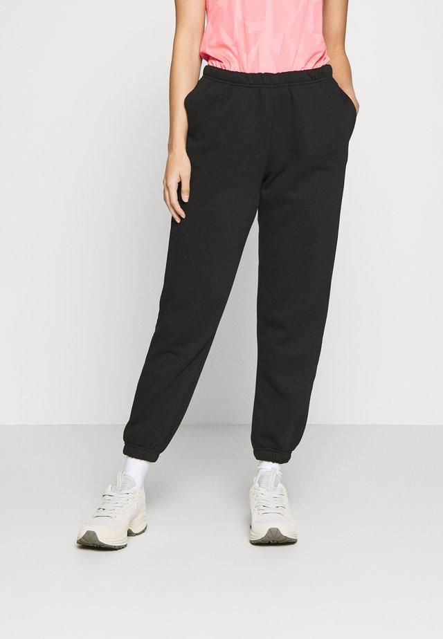 BASIC - Pantalon de survêtement - black