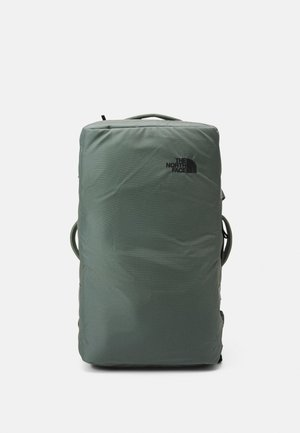 BASE CAMP VOYAGER DUFFEL UNISEX - Sac à dos - agave green/tnf black