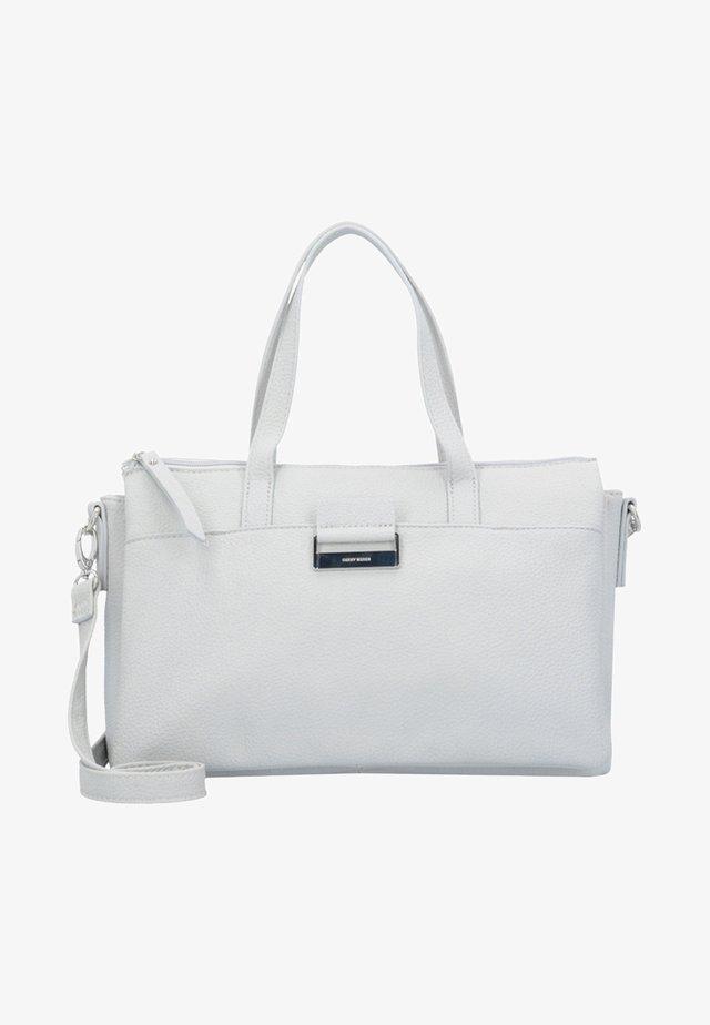 TALK DIFFERENT II - Handbag - light grey