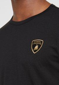 Lamborghini - Langarmshirt - black - 5
