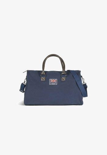 CHRIS - Weekend bag - blue