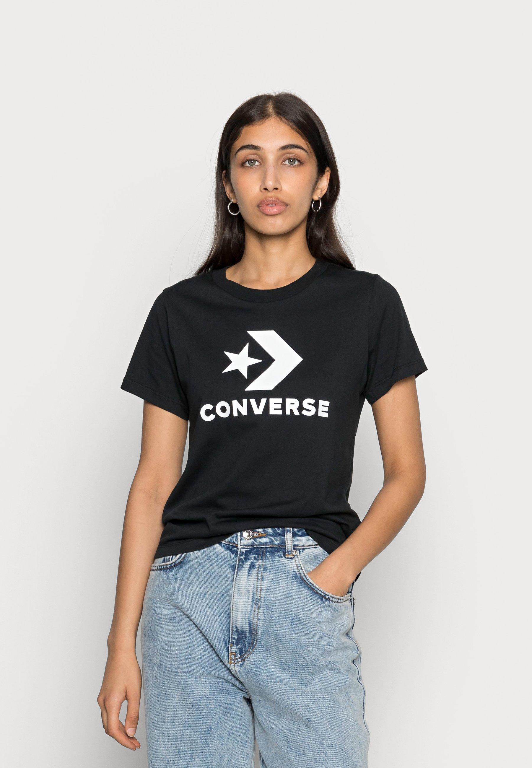 Damen STAR CHEVRON LOGO  - T-Shirt print