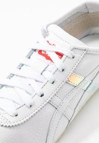 Onitsuka Tiger - MEXICO  - Sneakersy niskie - white/aurora - 2
