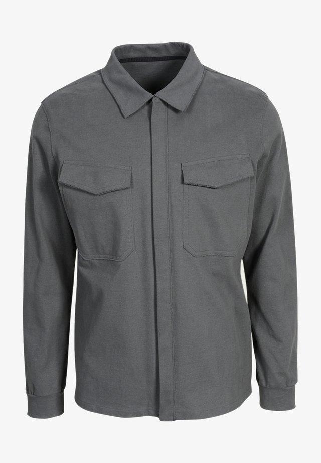 Summer jacket - greyblue