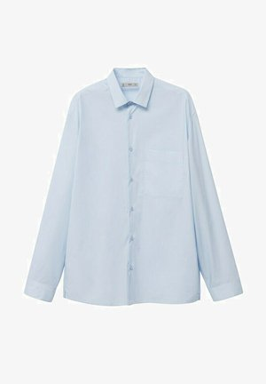 RELAXED FIT - Zakelijk overhemd - himmelblau
