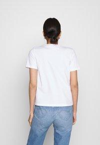 Wood Wood - MIA  - Print T-shirt - bright white - 2