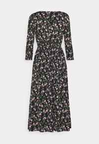 ONLY Petite - ONLPELLA DRESS - Vestido informal - black/flowering vines - 1
