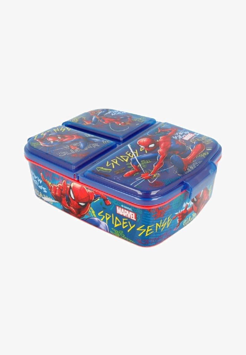 Spiderman - Lunch box - mehrfarbig
