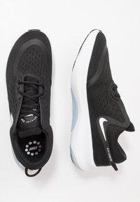 Nike Performance - JOYRIDE DUAL RUN - Obuwie do biegania treningowe - black/white - 1