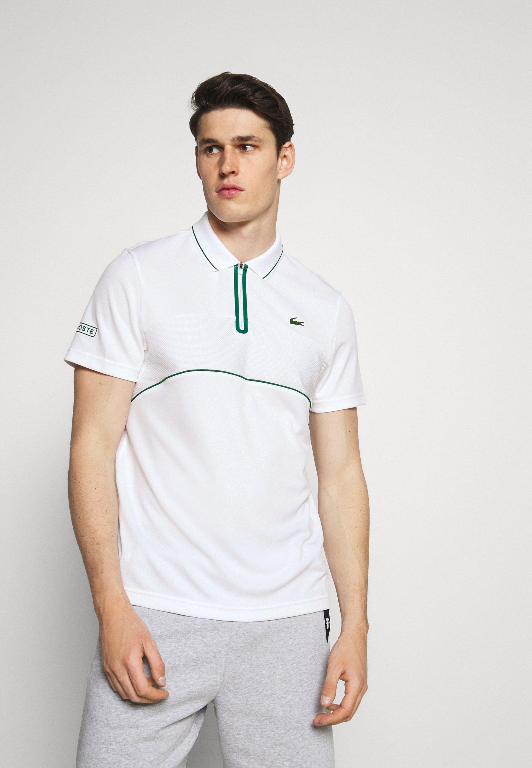 Men TENNIS ZIP - Sports shirt