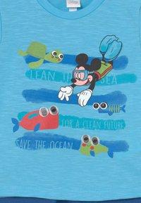 OVS - SET - Print T-shirt - blue radiance - 3