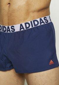 adidas Performance - BEACH - Plavky - dark blue - 4