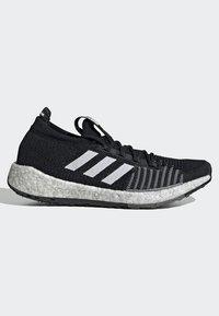 adidas Performance - PULSEBOOST HD - Obuwie do biegania treningowe - black - 9