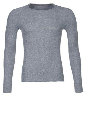 WARM - Undershirt - grey melange