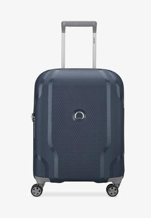 CLAVEL - Wheeled suitcase - indigoblau