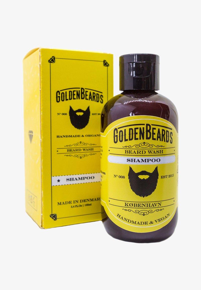 Golden Beards - SHAMPOO 100ML - Shampoo - -