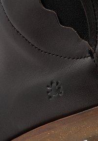El Naturalista - TRIVIA - Ankle boots - black - 2