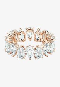 Swarovski - VITTORE PEAR - Ring - roségold - 0