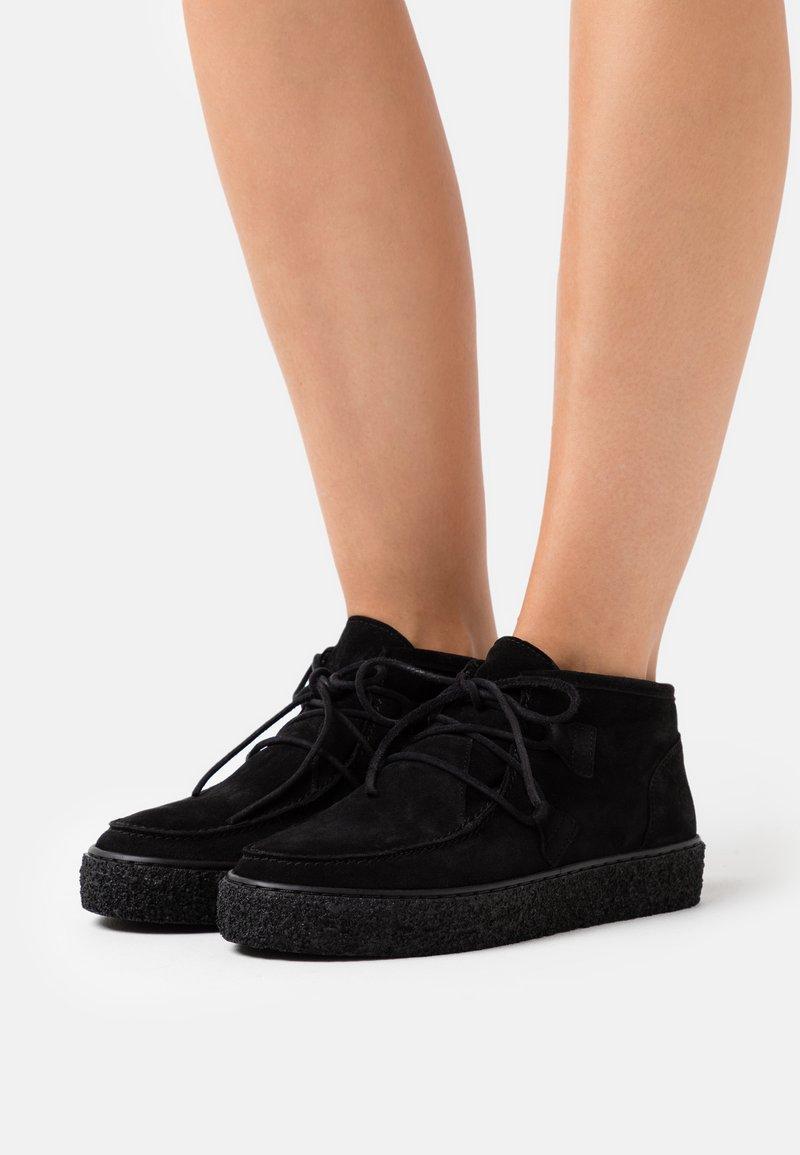 Ca'Shott - Ankle boots - black