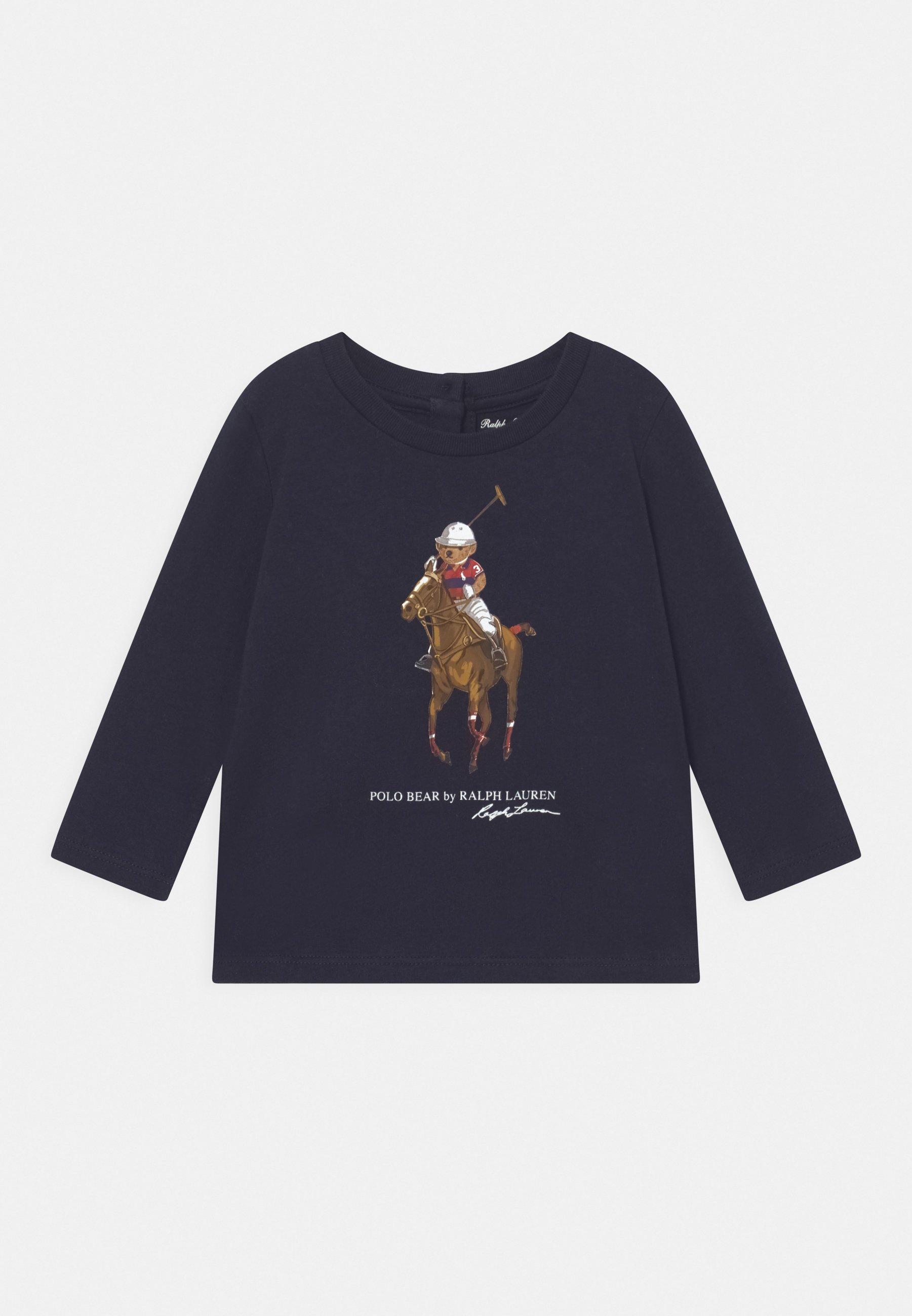 Kinder BEAR TEE - Langarmshirt