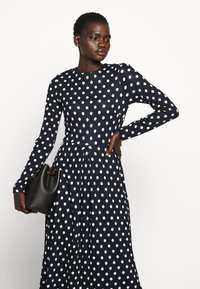LK Bennett - MARIA - Jumper dress - midnight/ antique cream - 6