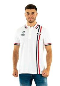 Lacoste - Polo shirt - blanc - 0