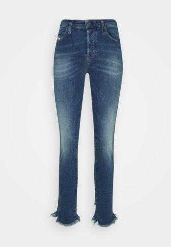 BABHILA-ZIP - Jeans Skinny Fit - indigo