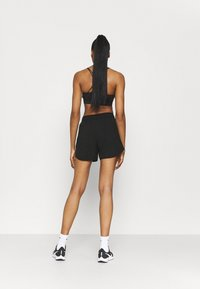 Nike Performance - TEMPO LUXE SHORT  - Sports shorts - black/silver - 2