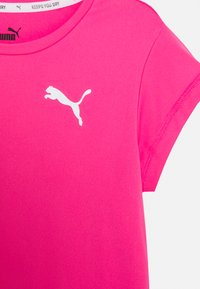Puma - ACTIVE TEE - Jednoduché triko - glowing pink - 2
