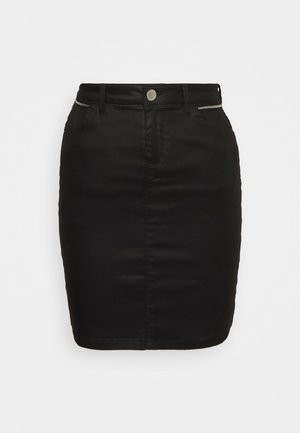 JALINA - Mini skirt - noir