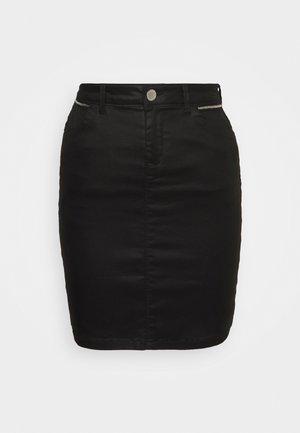 JALINA - Minifalda - noir