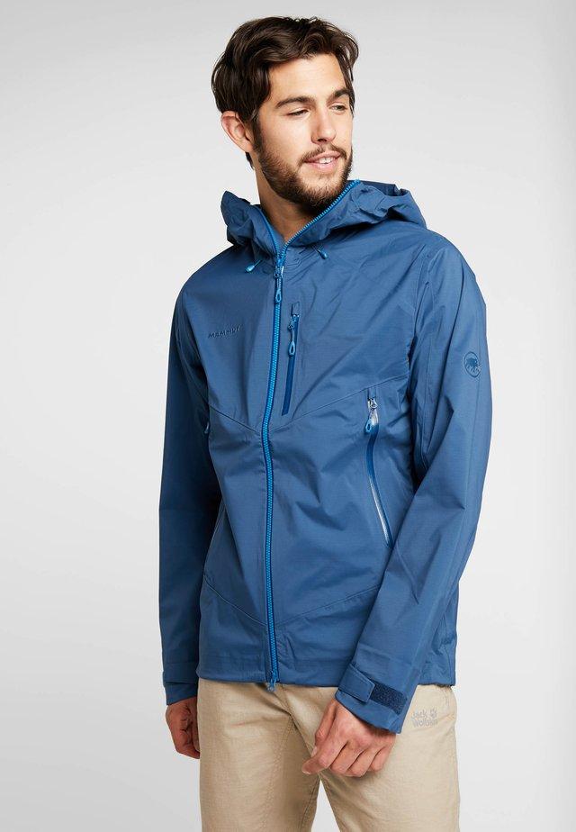 KENTO - Hardshell jacket - wing teal