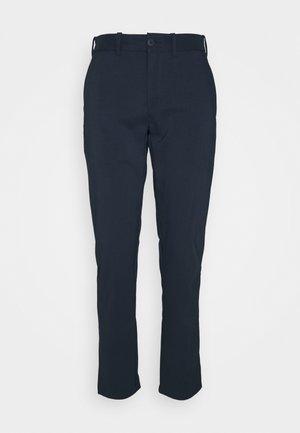 AERIAL PANTS - Kalhoty - blue