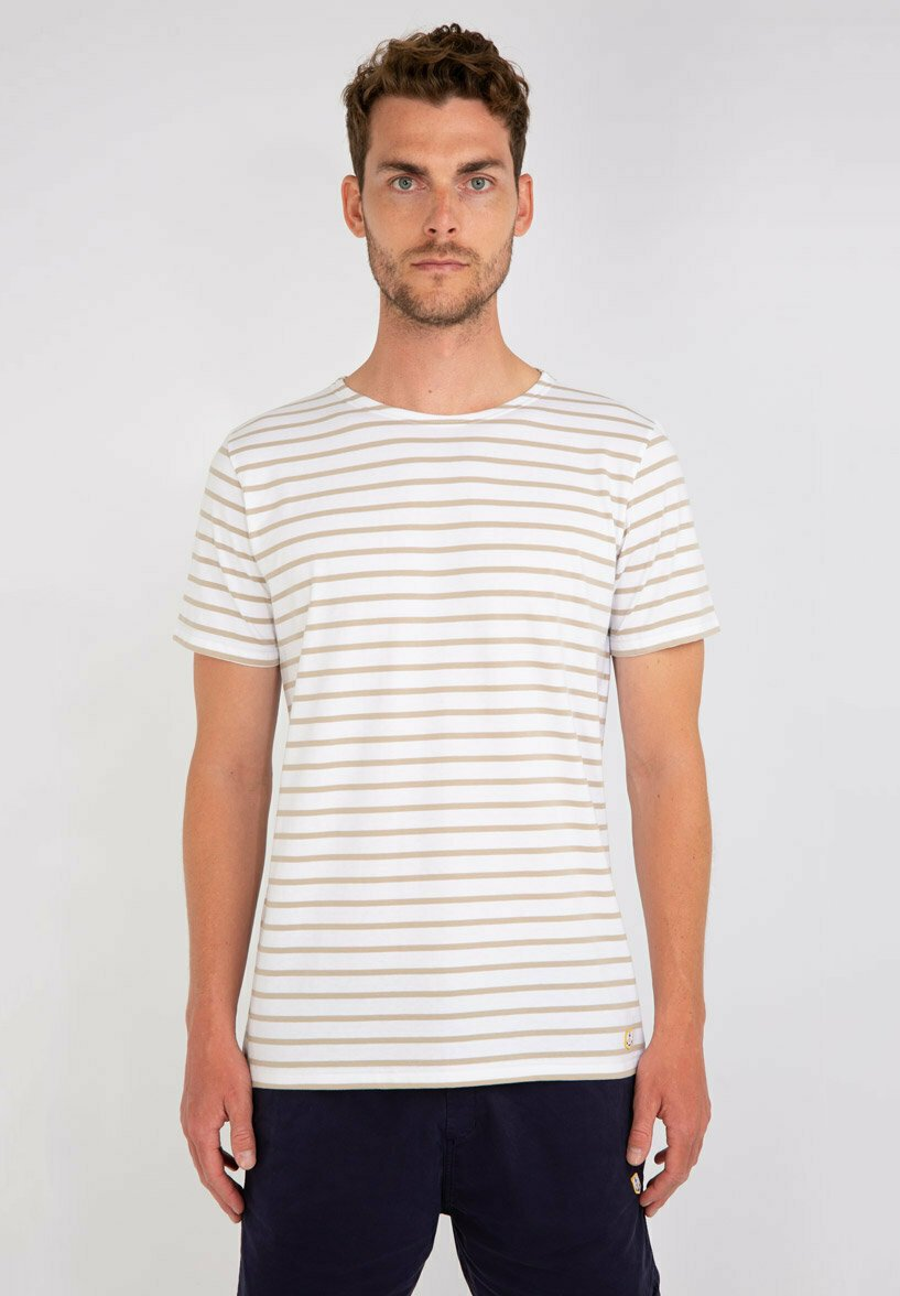 Homme HOËDIC MARINIÈRE - T-shirt imprimé