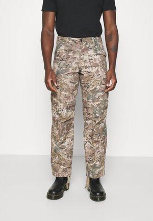 PANT COLUMBIA - Cargo trousers - desert