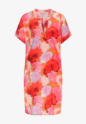 Day dress - print aquarell