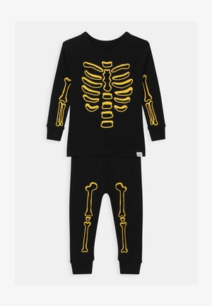 TODDLER BOY BONES  - Pyjama set - true black