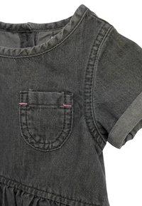 Next - DENIM POCKET DRESS (3MTHS-7YRS) - Sukienka letnia - black - 2