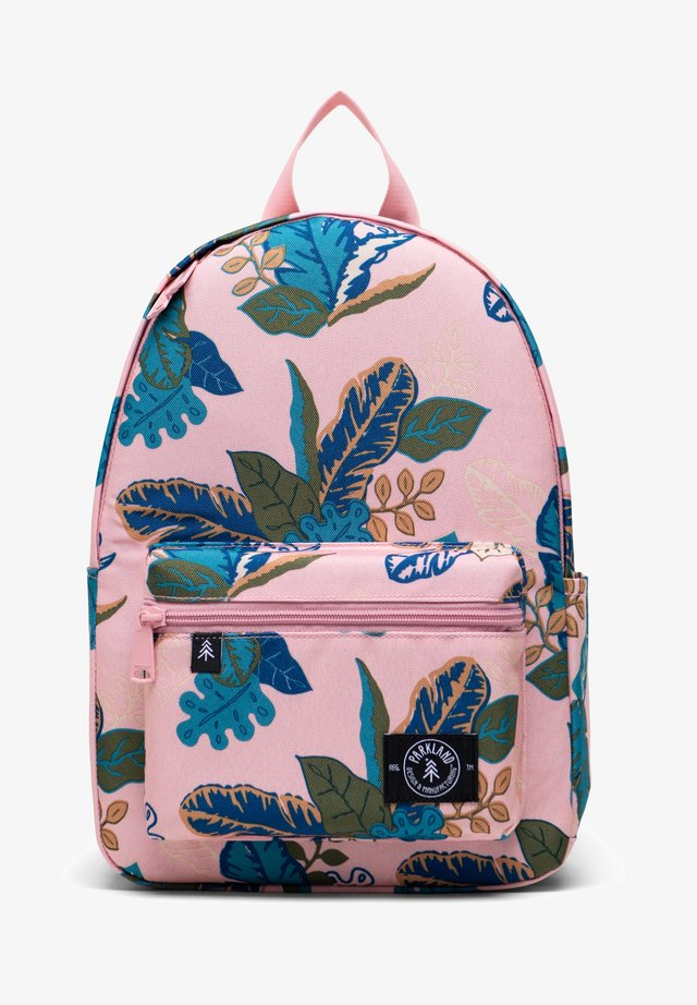 EDISON - Schooltas - jungle blush