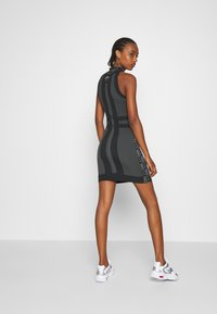 Nike Sportswear - AIR  - Shift dress - black/white - 2