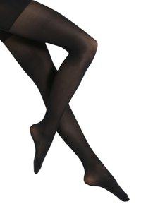 FALKE Shaping Panty 50 Denier Strumpfhose Halb-Blickdicht matt - Rajstopy - black