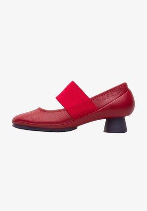 ALRIGHT - Ballerina's - red