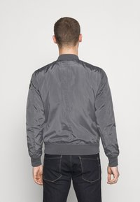 Schott - Bomber Jacket - steel grey