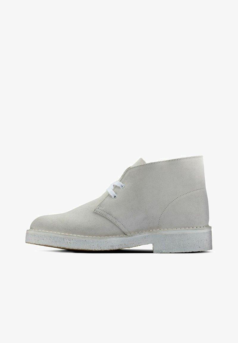 Clarks Originals - Veterboots - white/white