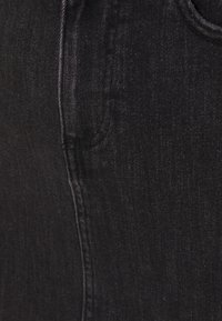 Pieces - PCLILI SKIRT - Minikjol - black - 2