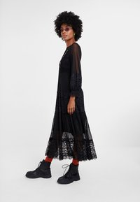 Desigual - PEKIN - Maxi dress - black - 1