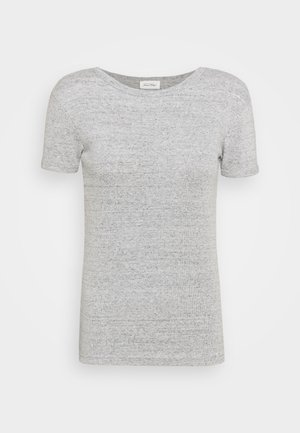 NOOBY - Basic T-shirt - gris chine
