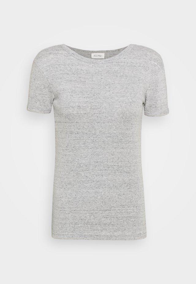 NOOBY - T-shirt basique - gris chine