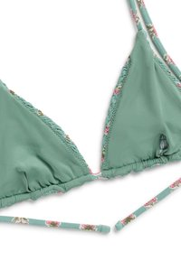 OYSHO - Triangle bra - green - 5