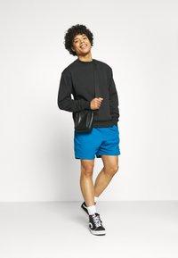 adidas Originals - BASICS CREWNECK UNISEX - Sweatshirt - black - 1